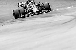 May 26, 2019 - Montecarlo, Monaco - Kimi Räikkönen of Finland and Alfa Romeo Racing F1 Team driver goes during the race at Formula 1 Grand Prix de Monaco on May 26, 2019 in Monte Carlo, Monaco. (Credit Image: © Robert Szaniszlo/NurPhoto via ZUMA Press)