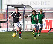 06-11-2016 Dundee v Hibs Youth Cup