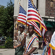 NY439A Memorial day parade bayridge