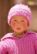 Children in Ley - Ladakh Himalayas - 2006