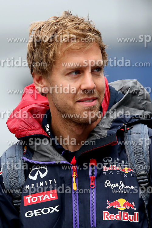 21.06.2014, Red Bull Ring, Spielberg, AUT, FIA, Formel 1, Grosser Preis von &Ouml;sterreich, Qualifying, im Bild Sebastian Vettel (GER) Red Bull Racing. // during the qualifying of the Austrian Formula One Grand Prix at the Red Bull Ring in Spielberg, Austria on 2014/06/21. EXPA Pictures &copy; 2014, PhotoCredit: EXPA/ Sutton Images/ Boland<br /> <br /> *****ATTENTION - for AUT, SLO, CRO, SRB, BIH, MAZ only*****