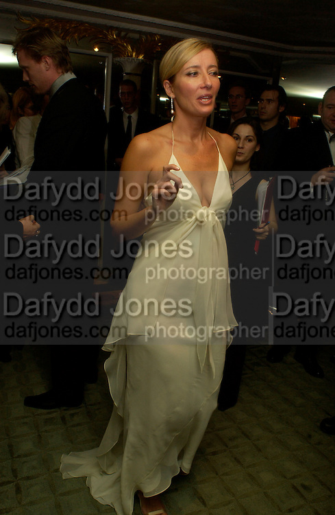 Emma Thompson, 24th London Film Critics Circle Awards in aid of the NSPCC , ( AlFS) the Dorchester, 11 February 2004. © Copyright Photograph by Dafydd Jones 66 Stockwell Park Rd. London SW9 0DA Tel 020 7733 0108 www.dafjones.com