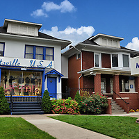 Hitsville USA Motown Museum in Detroit, Michigan<br />