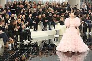 Paris - Chanel Runway - 24 Jan 2017