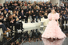 Paris - Chanel Runway - 24 Jan 2017