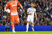 Leeds United defender Liam Cooper (6) during the EFL Sky Bet Championship match between Leeds United and Brentford at Elland Road, Leeds, England on 21 August 2019.