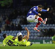 Portsmouth v Wycombe Wanderers 091012