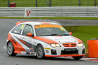 #15 Rob Perkins MG ZR 190 during the The John Woods Motorcars MG Trophy Championship at Oulton Park, Little Budworth, Cheshire, United Kingdom. September 03 2016. World Copyright Peter Taylor/PSP.
