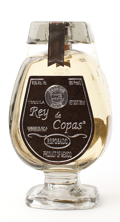 Rey de Copas reposado -- Image originally appeared in the Tequila Matchmaker: http://tequilamatchmaker.com