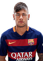 Spain - Liga BBVA 2015-2016 / <br /> ( Fc Barcelona ) - <br /> Neymar da Silva Santos Junior