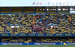 January 20, 2019 - Villarreal, Castellon, Spain - Villarreal and y of Athletic Club de Bilbao fans during the La Liga Santander match between Villarreal and Athletic Club de Bilbao at La Ceramica Stadium on Jenuary 20, 2019 in Vila-real, Spain. (Credit Image: © Maria Jose Segovia/NurPhoto via ZUMA Press)