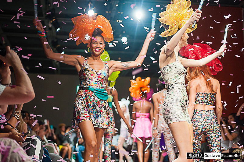 Dreamcar by Lisa showing their collection at NOLA Fashion Week, at NOMA on Thursday, October 03, 2013. ©2013, Gustavo Escanelle, All Rights Reserved.