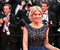 Hofit Golan at the the Grace of Monaco gala screening and opening ceremony red carpet at the 67th Cannes Film Festival France. Wednesday 14th May 2014 in Cannes Film Festival, France.