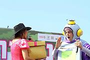 Purim holiday festival at Netanya, Israel