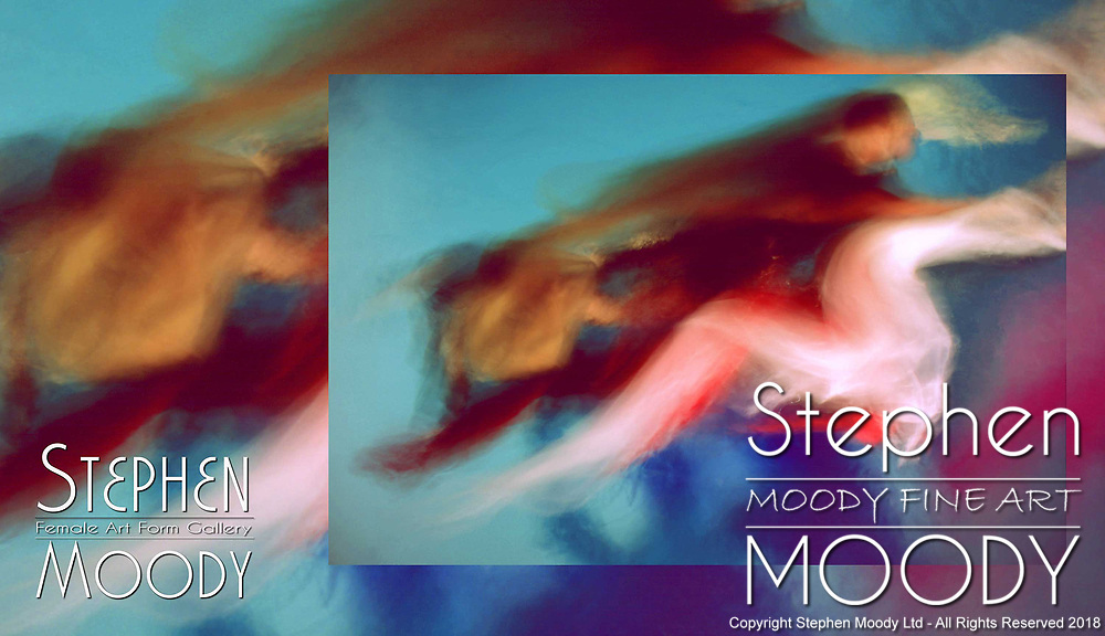 Great Spirit - Abstract Art of the Female Form created by artist Stephen Moody of Scottsdale, AZ.  Large wall art for businesses, hospitality industry, interior designers and individual collectors.