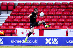 Callum O'Dowda of Bristol City controls the ball - Mandatory by-line: Robbie Stephenson/JMP - 01/07/2020 - FOOTBALL - The City Ground - Nottingham, England - Nottingham Forest v Bristol City - Sky Bet Championship