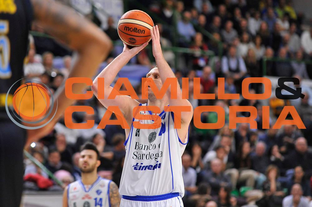 Dusko Savanovic<br /> Banco di Sardegna Dinamo Sassari - Vanoli Cremona<br /> LegaBasket Serie A LBA Poste Mobile 2016/2017<br /> Sassari 26/11/2016<br /> Foto Ciamillo-Castoria