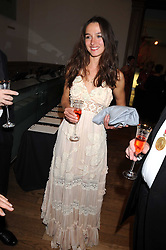 VERONICA SMIRNOFF at the Royal Academy of Art's Summer Ball held at Burlington House, Piccadilly, London on 16th June 2008.<br />