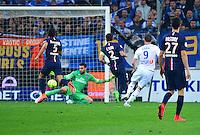 But Andre Pierre GIGNAC - 05.04.2015 - Marseille / Paris Saint Germain - 31eme journee de Ligue 1<br />Photo : Dave Winter / Icon Sport