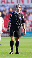 Photo: Leigh Quinnell.<br /> Bournemouth v Swansea City. Coca Cola League 1. 14/10/2007. Referee M.Russell