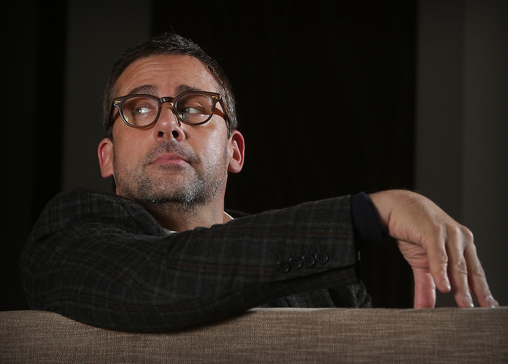 Steve Carell in Australia to promote his movie - DESPICABLE ME 2