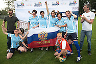 This is the new IGLFA European Champion FC Krylya from Moscow!