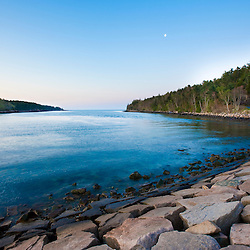 Otter Cove.  Park Loop Road. Acadia National Park, Maine.