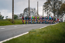 Peloton during the UCI WorldTour 103rd Liège-Bastogne-Liège from Liège to Ans with 258 km of racing at Deigne (238 km to go), Belgium, 23 April 2017. Photo by Pim Nijland / PelotonPhotos.com | All photos usage must carry mandatory copyright credit (Peloton Photos | Pim Nijland)