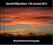 Seawell Valley Shoot  11th January 2014