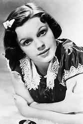 Jun 01, 1937; Hollywood, California, USA; JUDY GARLAND 1937..  (Credit Image: Austral/ZUMAPRESS.com)