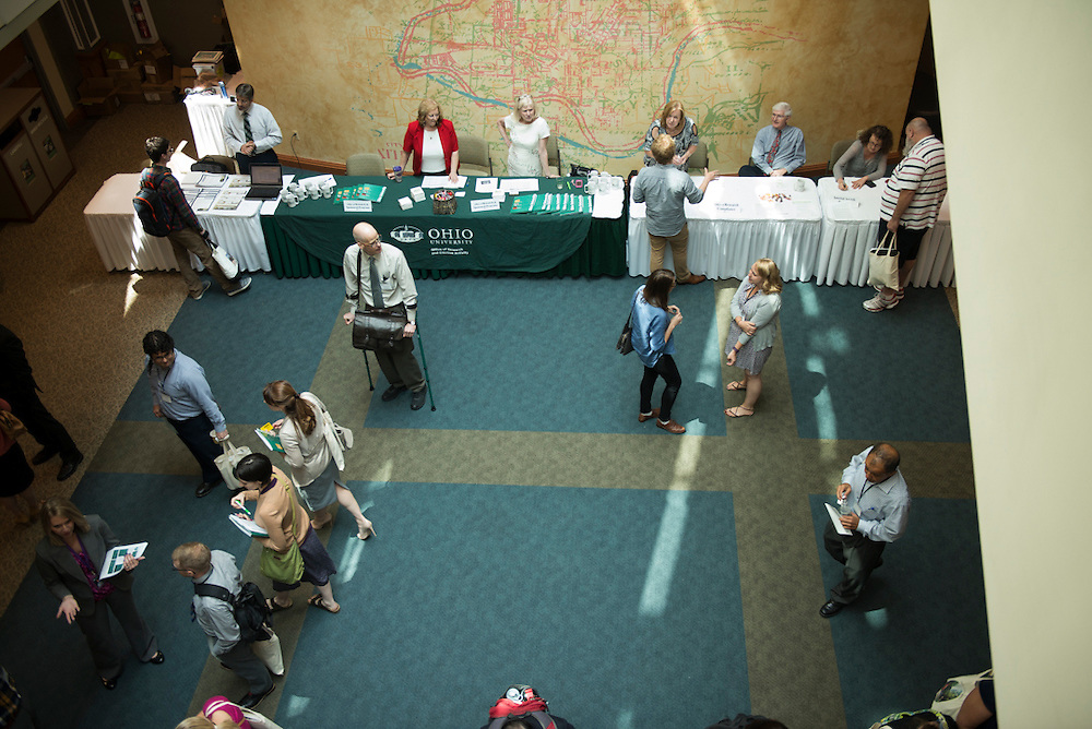 New Faculty Orientation. © Ohio University / Photo by Kaitlin Owens