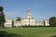 Anderson Hall at Kansas State University in Manhattan, Kansas.