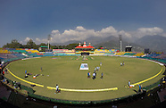 Cricket - India v New Zealand 1st ODI at Dharamsala