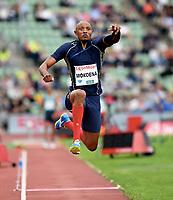 Friidrett , 9. juni 2016 , Diamond League , Bislett Games<br /> Athletics , <br /> Godfrey Mokoena