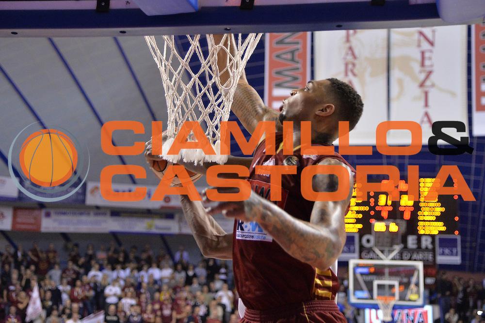 Jamelle Hagins<br /> Venezia 05 Marzo 2017 -<br /> Campionato Basket Lega A <br /> Umana Reyer Venezia vs Consultinvest Pesaro<br /> Foto Ciamillo/Michele Gregolin