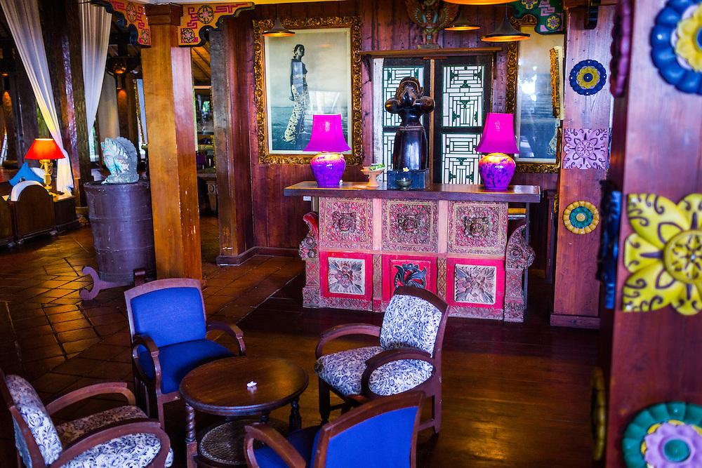 Calon Arang Bar at Tugu Hotel.