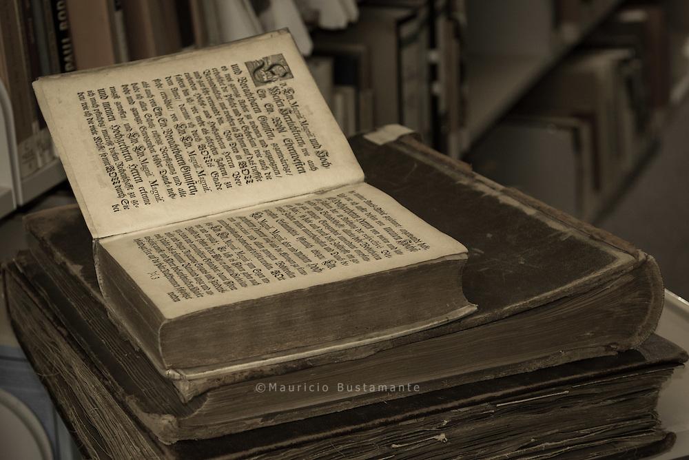 Bibliothek des Denkmalschutzamtes
