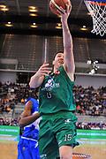 DESCRIZIONE : Torino Coppa Italia Final Eight 2012 Quarto di Finale Montepaschi Siena Banco di sardegna Sassari<br /> GIOCATORE : Andrea Michelori<br /> SQUADRA : Montepaschi Siena <br /> EVENTO : Suisse Gas Basket Coppa Italia Final Eight 2012<br /> GARA : Montepaschi Siena Banco di sardegna Sassari<br /> DATA : 16/02/2012<br /> CATEGORIA : Penetrazione Tiro<br /> SPORT : Pallacanestro<br /> AUTORE : Agenzia Ciamillo-Castoria/ L.Goria<br /> Galleria : Final Eight Coppa Italia 2012<br /> Fotonotizia : Torino Coppa Italia Final Eight 2012 Quarto di Finale Montepaschi Siena Banco di sardegna Sassari<br /> Predefinita :
