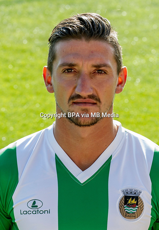 Portugal - Primera Liga Zon-Sagres 2014-2015 / <br /> Pedro Manuel da Silva Moreira  &quot; Pedro Moreira &quot;  - <br /> ( Rio Ave FC )