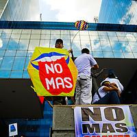 CONCENTRATION NO MORE CHAVEZ / CONCENTRACION NO MAS CHAVEZ