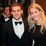 NLD/Amsterdam/20111017 - Premiere De Heineken Ontvoering, Jasper Krabbe en partner