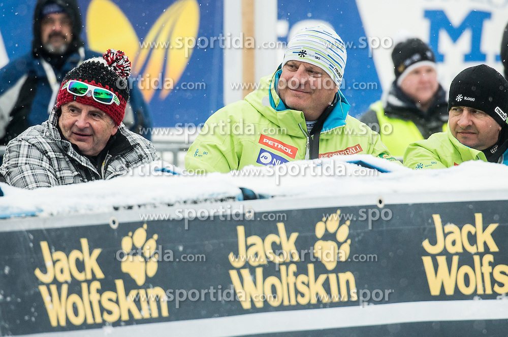 Iztok Klancnik during  the 6th Ladies'  Slalom at 53rd Golden Fox - Maribor of Audi FIS Ski World Cup 2016/17, on January 8, 2017 in Pohorje, Maribor, Slovenia. Photo by Vid Ponikvar / Sportida