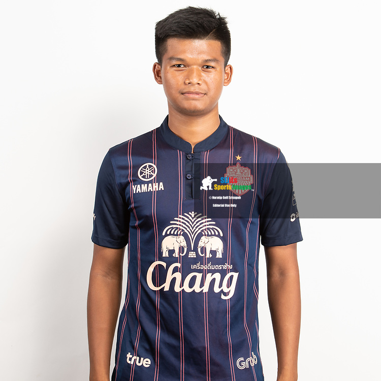THAILAND - JUNE 26: Sakdinon Bunlua #72 of Buriram United on June 26, 2019.<br /> .<br /> .<br /> .<br /> (Photo by: Naratip Golf Srisupab/SEALs Sports Images/MB Media Solutions)