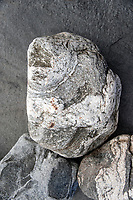 Abstract study of stone. Still Life Photography.