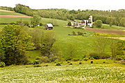 Northcentral Pennsylvania, Farmland, Route # 6, Tioga County