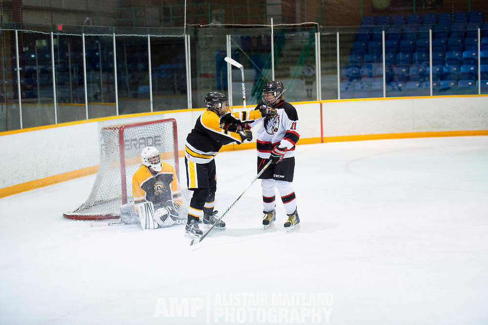 Hockey Day in Whitehorse - Midget A vs. Aldengrove