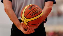 - Photo mandatory by-line: Joe Meredith/JMP - Mobile: 07966 386802 - 18/04/2015 - SPORT - Basketball - Bristol - SGS Wise Campus - Bristol Flyers v Leeds Force - British Basketball League