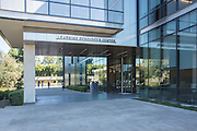 The Learning Resource Center at Golden West College