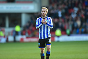 Sheffield Wednesday vice captain Barry Bannan (10) after the EFL Sky Bet Championship match between Barnsley and Sheffield Wednesday at Oakwell, Barnsley, England on 8 February 2020.