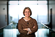 Kathy Deck, director of the Center for Business and Economic Research.